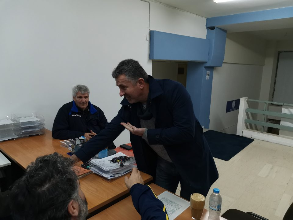 Με επιτυχία οι εκλογές των προπονητών Αθήνας (φώτο και βίντεο)